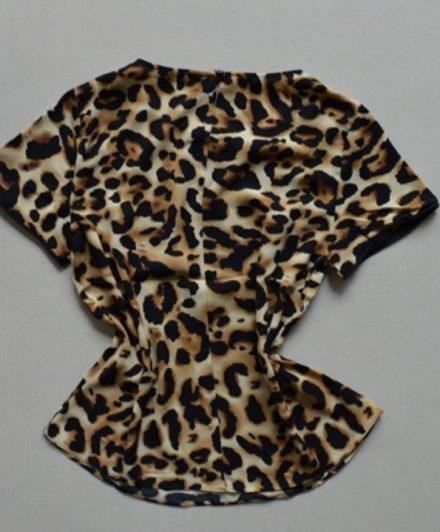 fernandaramosstore blusa manga curta animal print 1