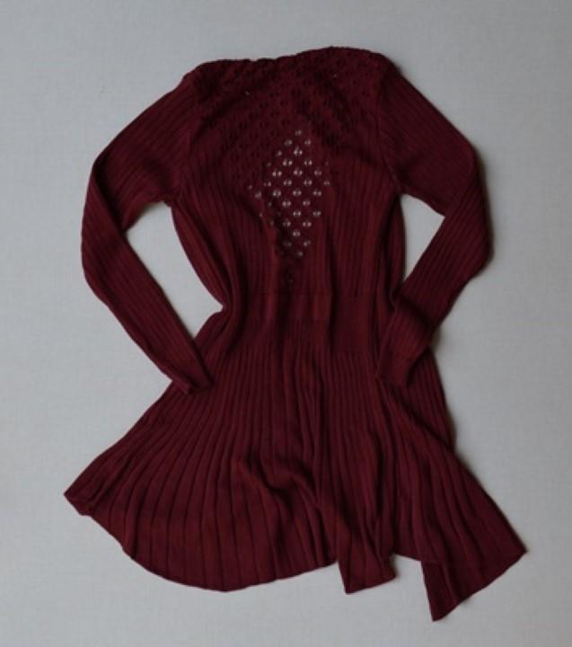 fernandaramosstore casaco alongado tricot 3