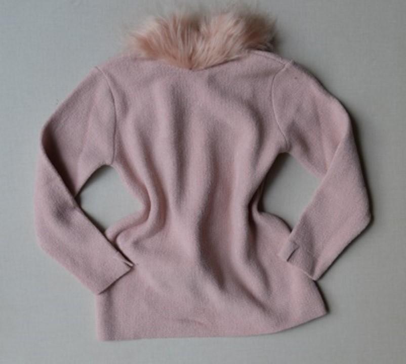 fernandaramosstore casaco manga longa tricot 30