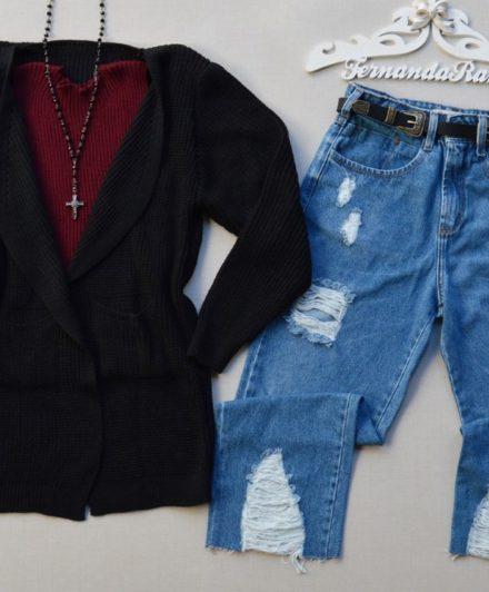 fernandaramosstore casaco manga longa tricot 9