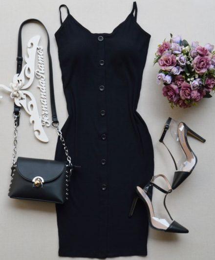 fernandaramosstore vestido canelado com bojo 4