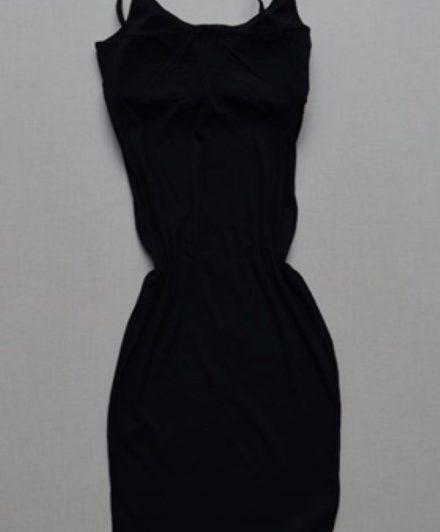 fernandaramosstore vestido canelado com bojo 5