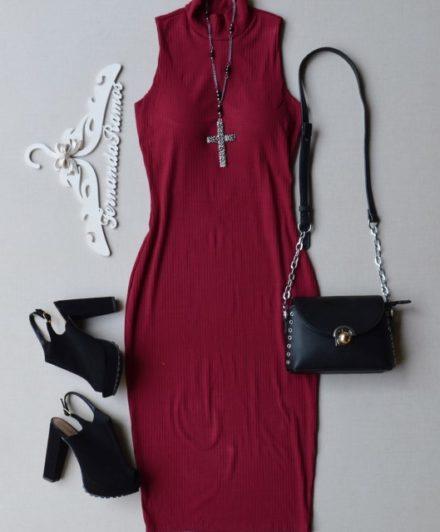 fernandaramosstore vestido canelado com bojo 6