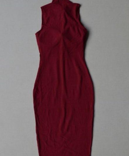 fernandaramosstore vestido canelado com bojo 7