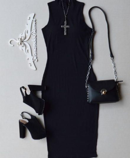 fernandaramosstore vestido canelado com bojo 8