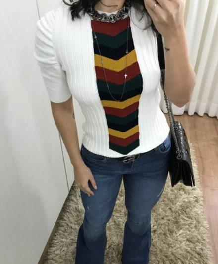 fernandaramosstore blusa manga curta tricot 3