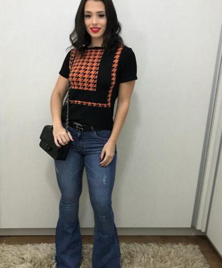 fernandaramosstore blusa manga curta tricot