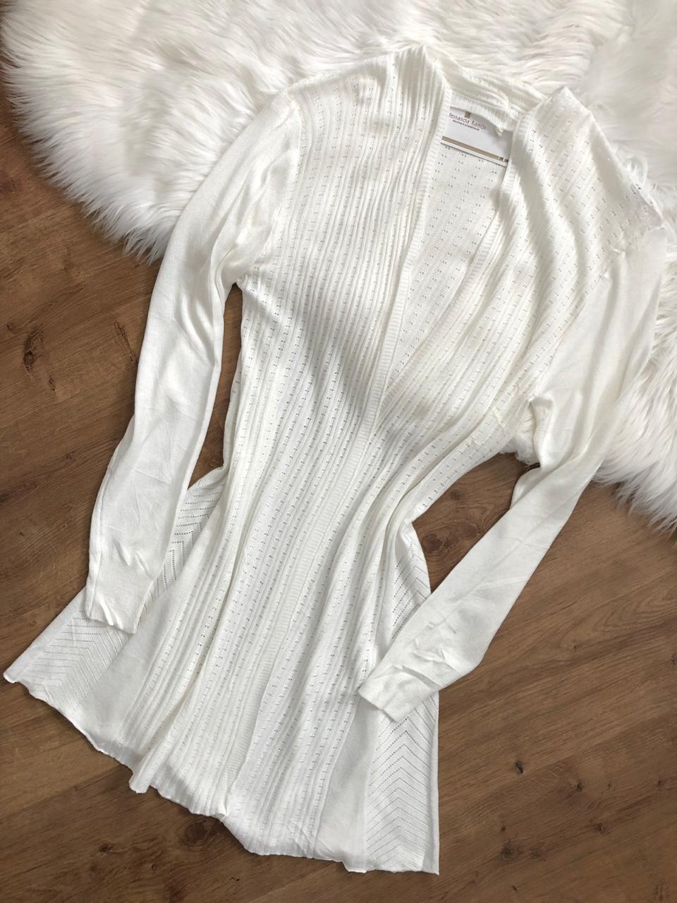 fernandaramosstore casaco manga longa tricot 7
