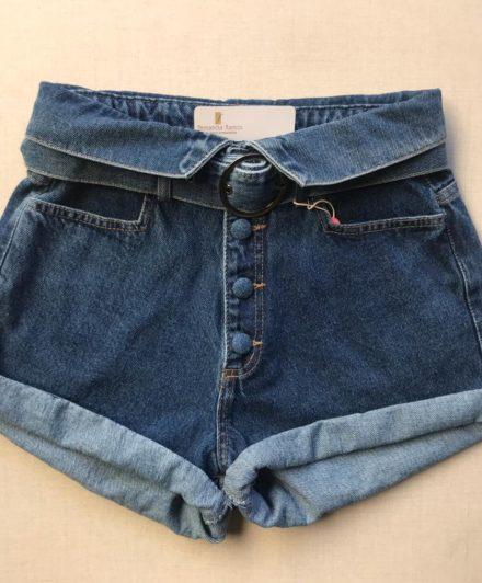 fernandaramosstore short jeans com cinto 1