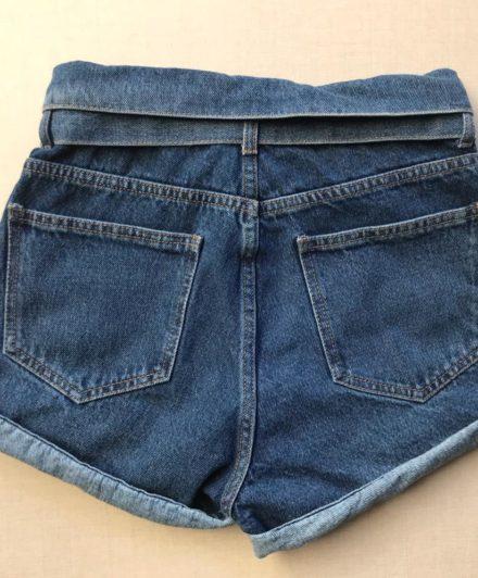 fernandaramosstore short jeans com cinto 2