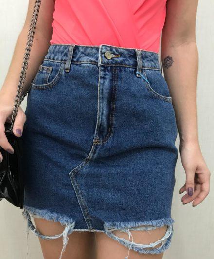 fernandaramosstore saia jeans