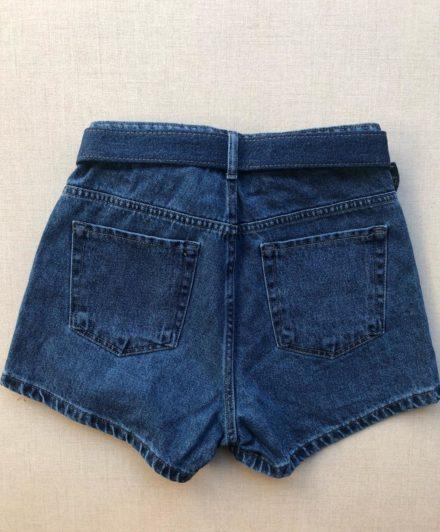 fernandaramosstore short jeans mom com cinto 4
