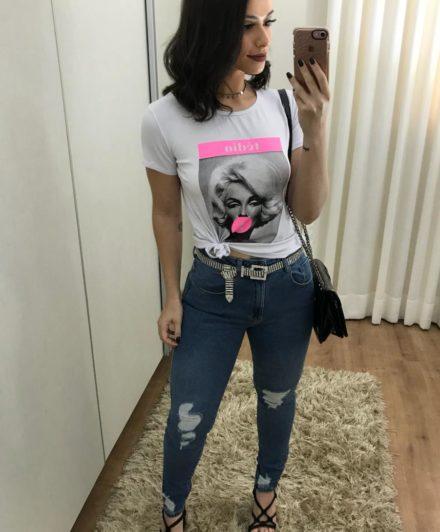 fernandaramosstore t shirt manga curta