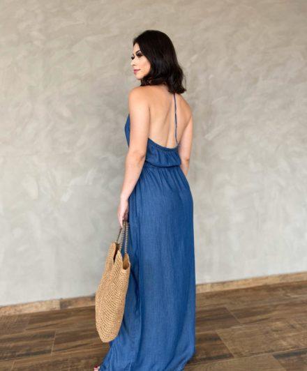 fernandaramosstore vestido longo jeans 1