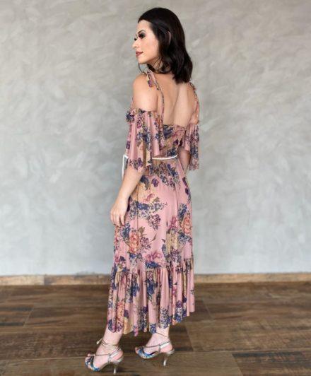 fernandaramosstore vestido midi tule floral 1